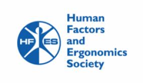Human Factors and Ergonomics Society Logo