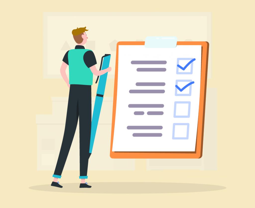 UI UX Design Checklist