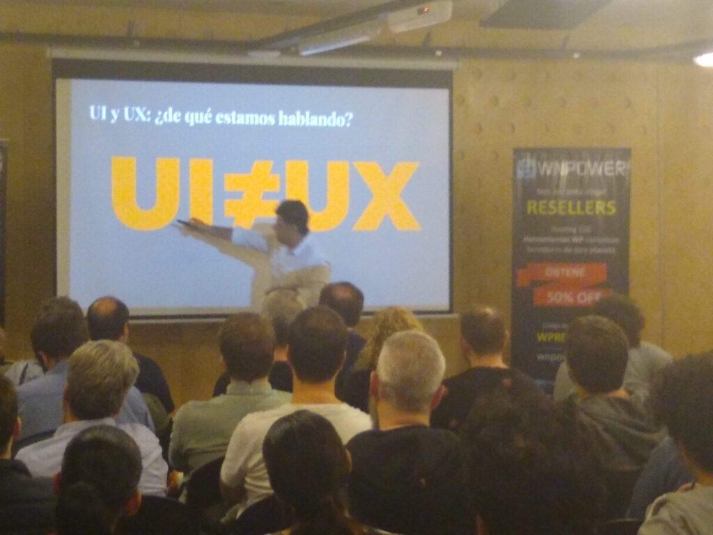Fabio Devin UX lecture