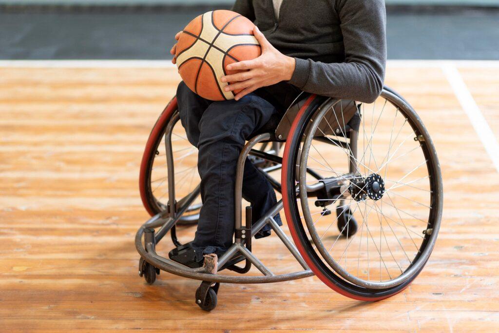 Inclusive UX Design Wheelchair