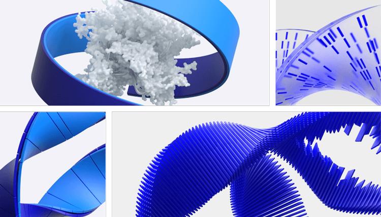 Pfizer rebranding 2021: visual identity design