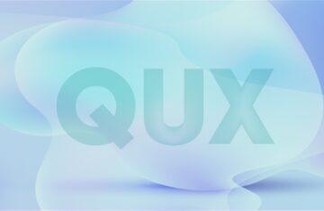 Quantum UX (QUX) cover