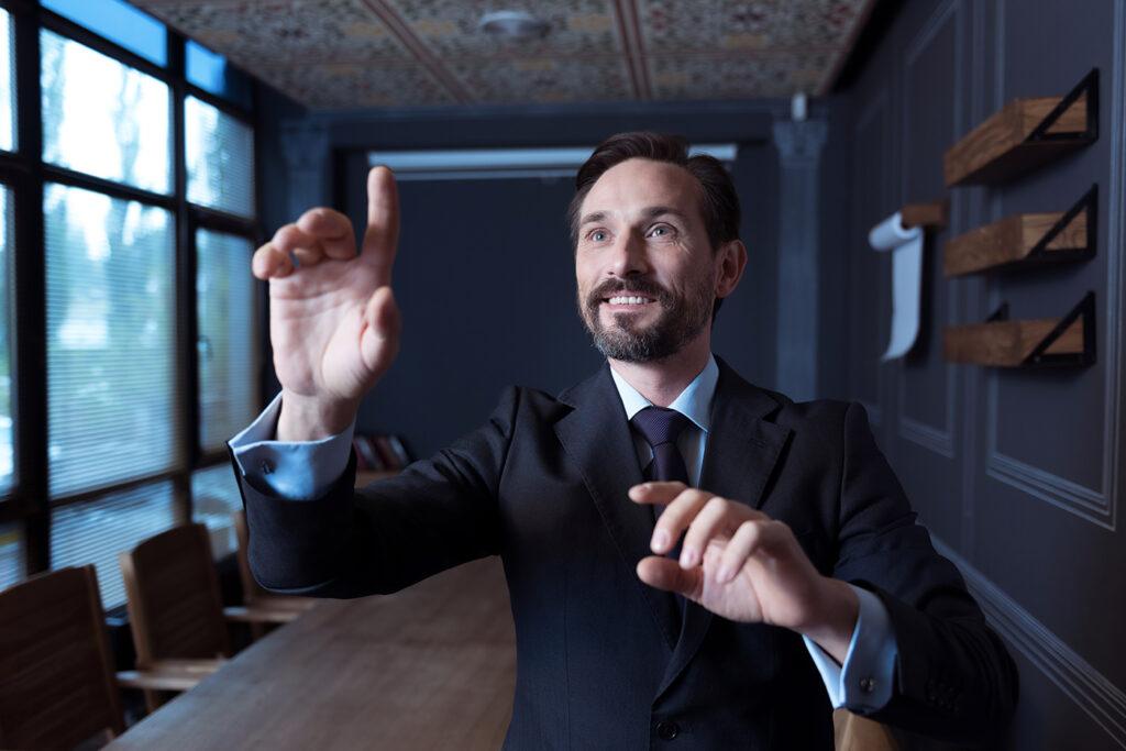 sensory integration of augmented reality