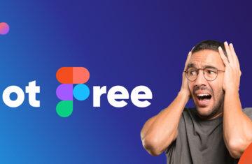 Figma UI not free anymore?