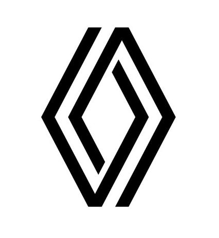 New Renault logo 2021