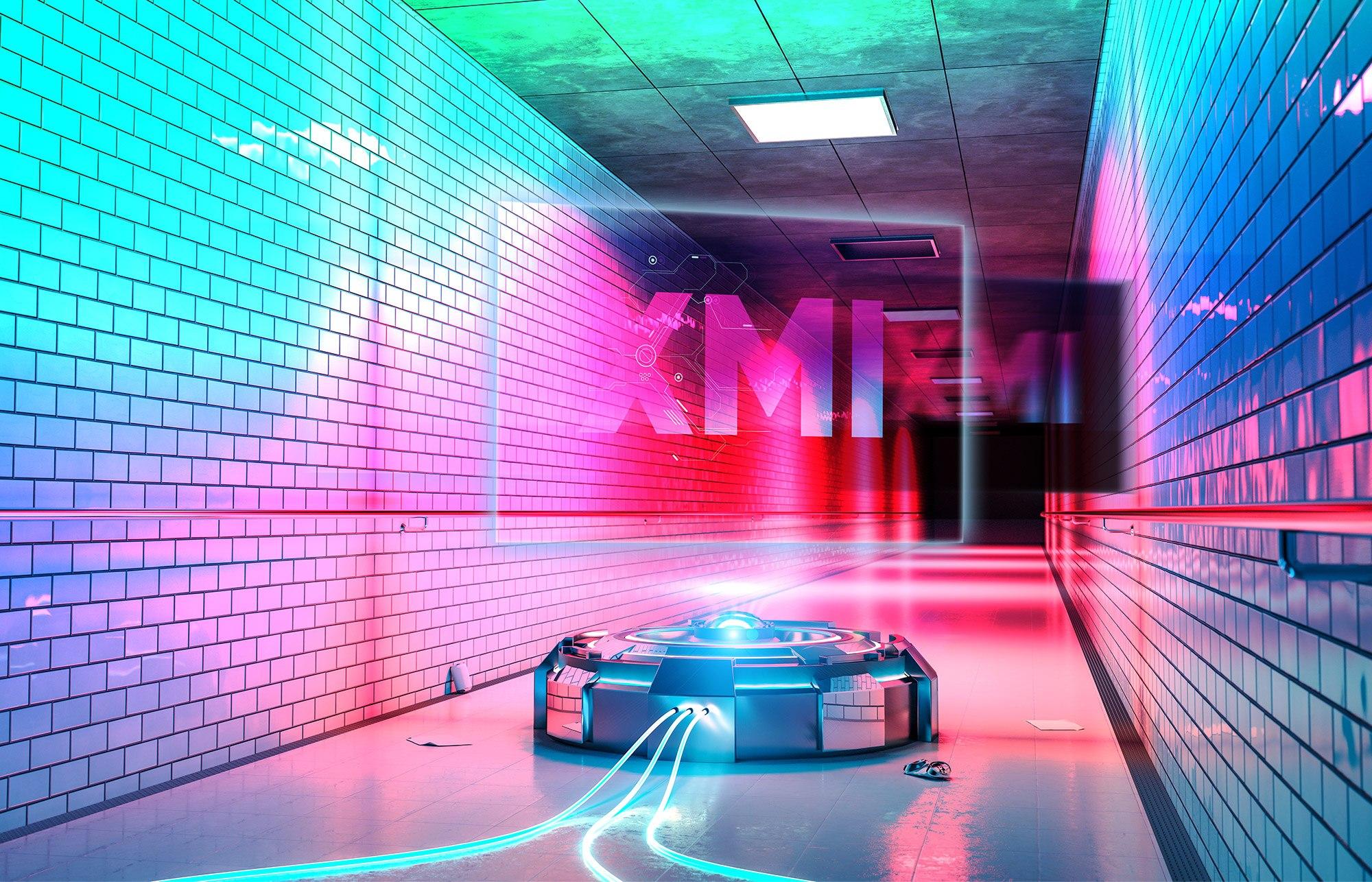 XMI design cover image