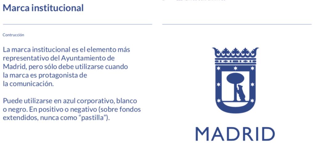 Madrid Corporate Identity Guidelines