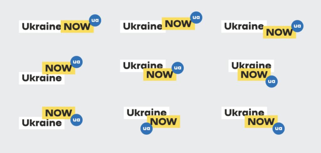 Ukraine Logo Standards