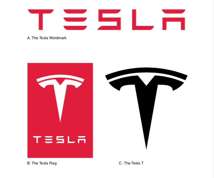 Tesla Visual Identity Manual