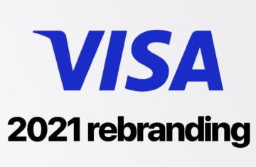 new VISA logo 2021